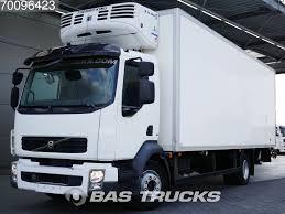 100 4x2 Truck VOLVO FL 250 4X2 Laadklep Euro 5 Refrigerated Trucks For Sale