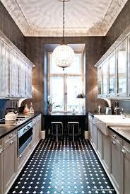 black white kitchen floor tile impressive black and white tile