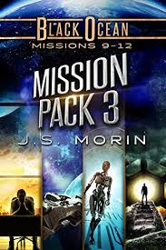 Mission Pack 3 Missions 9 12 Black Ocean By