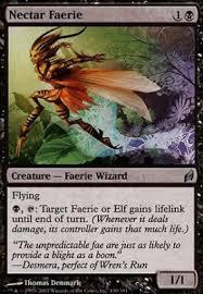 Faerie Deck Mtg Legacy by Magic The Gathering Cards Lorwyn Nectar Faerie