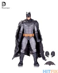 Long Halloween Batman Figure by Exclusive 8 Stylized Dc Characters Make Their Action Figure Debut