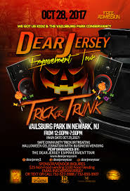 Halloween Activities In Nj by The Dear Jersey Empowerment Tour Trick Or Trunk Tickets Sat Oct