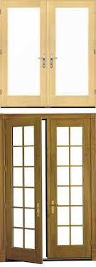 Architect Series In Swing Hinged Patio Doors – Pella Corporation