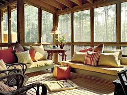 Screened Porch Decorating Ideas Pictures by Screened Porch Furniture Ideas Small Screened In Porch Decorating