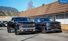 Comparison: 2019 Vs 2018 Chevrolet Silverado 1500 - Eagle Ridge GM