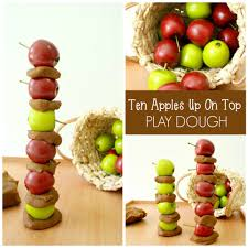 Pumpkin Spice Jello Playdough by Ten Apples Up On Top Play Dough Fantastic Fun U0026 Learning
