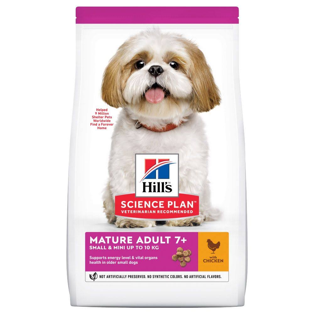 Hill's Science Plan - Canine Mature/Adult - Small & Mini - Chicken 6 kg