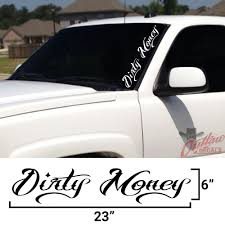 Dirty Money Decal Banner Diesel Truck Duramax F250 Vinyl Sticker ... Product 2 4x4 Duramax 66l Turbo Diesel Vinyl Decals Stickers 201605thearfaraliacuomustickersdetroit Soot Life Smoke Diesel Truck Car Show Your Back Window Stickers Buy Hood Side Dodge Hemi Offroad Sticker Decal Powerstroke Diesel Truck Sticker Vinyl Decal Pair Of F250 F350 Addons For Dlc_cabin New Version 032018 Page 22 Scs Software Batman Pickup Bed Bands Gmc Sierra Repairs And Performance Upgrades Palmyra Me Amazoncom Inside Bumper Window Ford F250 F350 F450 Dually Lariat Xlt Xl
