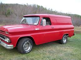 100 Chevrolet Panel Truck 1965 Dukes Auto Sales