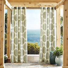 Pier 1 Imports Curtain Rods by Margaritte Medallion Grommet Curtain Pier 1 Imports