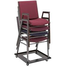 Hercules Padded Folding Chairs by National Public Seating Dy 81 Stacking Chair Truck Dolly Trolley