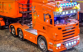 RC Truck SPECIAL! Fantastic R/C Scania Trucks In Action! | LKW ...