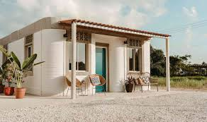 100 House Images Design Worlds First Community Of 3D Printed Homes Is Set To