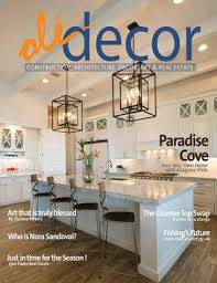 Ole Decor Magazine Spring 2017 By