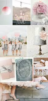 2016 Wedding Color Trend4 Most Loved Metallic Palettes
