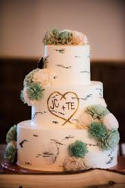 Marvelous Rustic Wedding Cakes Intended For 1661 Best Images On Pinterest