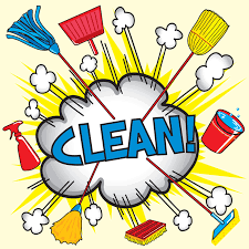 The Kitchen Clipart Clean 12