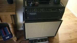 Mesa Boogie Cabinet 2x12 by Guitar Amp Mesa Boogie Nomad 100 Head And 2x12 Custom Cab