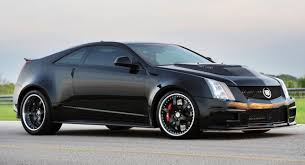Hennessey Says New Cadillac CTS V VR1200 Twin Turbo Coupe is the