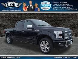 Certified 2016 Ford F-150 Platinum 4X4 Truck For Sale In Dallas TX ... Gallery Tow Trucks Dallas Tx Wreckers For Sale Isuzu Truck Dealer Cinco Taco Food Roaming Hunger 2006 Mack Granite Dump Texas Star Sales Certified 2017 Ford F150 Xl Rwd For In E78891a Used Cadillac 1947 Gmc Classiccarscom Cc1083443 Home Ak Trailer Aledo Texax And 2001 Terex T560 Truck Crane Crane In On