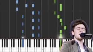 rixton hotel ceiling piano tutorial youtube