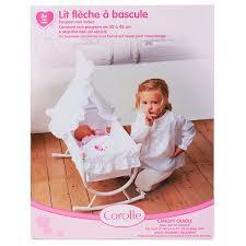 Corolle Dolls Canopy Cradle AlexandAlexa