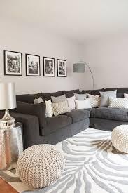 inspiration wohnzimmer deko ideen grau wohnen wohnung