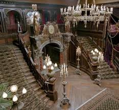 The Haunted Mansion Movie Grand Staircase Is Just Beginning Of Mansions Hidden Secrets