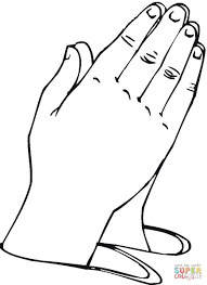 Click The Prayer Coloring Pages To View Printable