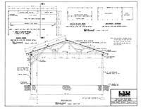 Lote Wood Pole barn plans extension