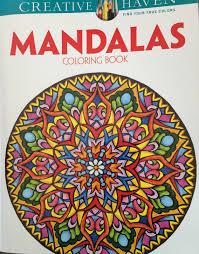 One Of My Favorite Mandala Adult Coloring Books