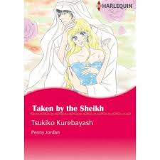 Taken By The Sheikh Harlequin Comics