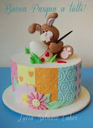Easter Cakes Cake Style