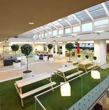 100 Morgan Lovell London Inspiring British Office Interior Design At Rackspace