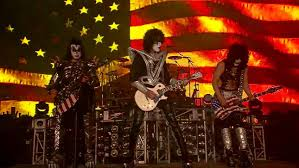 KISS Salute Veterans And Military On Freedom To Rock Tour Videos Streaming