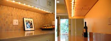 led kitchen cabinet lighting led kitchen counter