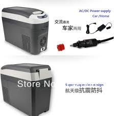 Free Shipping 18L Compressor Refrigerator Mini Fridge Car ...