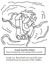 Coloring Pages Jonah Praying Inside The Fish Page Pictures To Pin On And Whale For