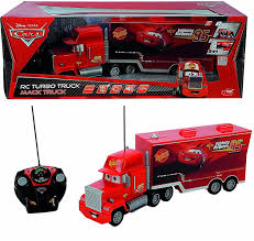 Cars 2 - Remote Controlled Mack Truck 1:24 - Eveikals.lv Buy Dickie Rc Turbo Mack Truck Cars 2 124 Online At Low Prices In Disneypixar Super Track Playset 2in1 Transforming Hauler Car Wash Cars With Lightning Mcqueen Lego 8486 Disney Pixar Macks Team 374p Inkl Amazoncouk Electronics Cek Harga Disney Toys 2pcs Mcqueen 100 Original No95 155 Toy Trailer Itructions Transportation Lighting Big 3 Diecasts Vehicles