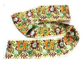 Hand Work Saree Border Designs