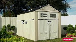 Rubbermaid Vertical Shed Home Depot by Storage Bins Storage Sheds Vinyl Resin Shed Home Depot Outdoor
