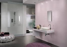 salle de bain mauve décoration salle de bain mauve à la mode