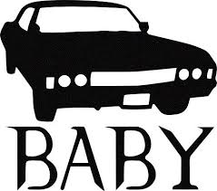 Supernatural Baby By FibbleDecals On Etsy