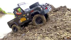 RC ADVENTURES - Slippin' At The Mud Hole! Land Rover D90 4x4 Trail Truck -  Test: Waterproofing New Rc Car 112 4wd Waterproof Climbing Crawler Desert Truck Rtr Remote Control Electric Off Road Toys Adventures Scale Trucks 5 Waterproof Under Water Truck Custom Tamiya Tundra Cheap Free Rc Drift Cars Find Deals On Line At Monster Brushless Top2 18 Scale 24g Lipo 86298 Gp Toys Hobby Luctan S912 All Terrain 33mph 2wd Truggy Orange New Monster 116 24 Ghz Off Road Remote Control Csj34162 Insane Drives Under Ice Axial Scx10 Toyota Hilux Rcfrenzy Gptoys S916 26mph Ghz Offroad Carbest Gift For Kids And Adults Version Gizmovine Double Motors Crazon Steering Rock Details About Best Keliwow 6wd 24ghz Sale Online Shopping Cafagocom
