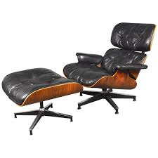 2nd Generation Eames Lounge Chair And Ottoman By Herman ... Eames Lounge Chair Ottoman In Mohair Supreme Charles Ray Eames Ea124 Ea 125 For Herman Miller Miller Lounge Chair And Ottoman White Ash Mohair Supreme Alinum Group Outdoor 670 Rosewood By Alinium Yellow Leather With Classic 1970s Soft Pad Chairs Details About Holy Grail 1956 W Swivel Boots 3 Hole Striad Fourstar Base From