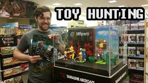 Toy Hunting at Barnes & Noble NEW S H Figuarts Funko POP and