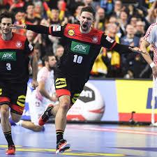 HandballWM Deutschland Im Halbfinale Sieg Gegen Kroatien