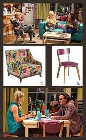 big bang theory penny s couch i want it it s an ikea couch