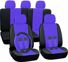 Pu Faux Leather Seat Covers Full 17 Piece Set Purple And Black For ... Pin By Pradeep Kalaryil On Leather Seat Covers Pinterest Cars Best Seat Covers For 2015 Ram 1500 Truck Cheap Price Products Ayyan Shahid Textile Pic Auto Car Full Set Pu Suede Fabric Airbag Kits Dodge Ram Amazon Com Smittybilt 5661301 Gear Fia Vehicle Protection Dms Outfitters Custom Camo Sheepskin Pet Upholstery Faux Cover For Kia Soul Red With Steering Wheel Auto Interiors Seats Katzkin September 2014 Recaro Automotive Club Black Diamond Front Masque