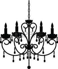 Chandelier Vector Stock Images Royalty Free Vectors